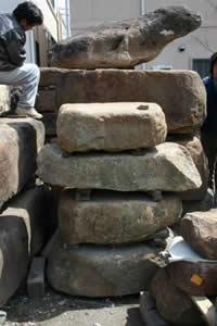石 素材 画像 写真