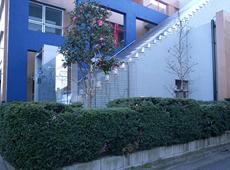 洋風花壇 施工前 写真